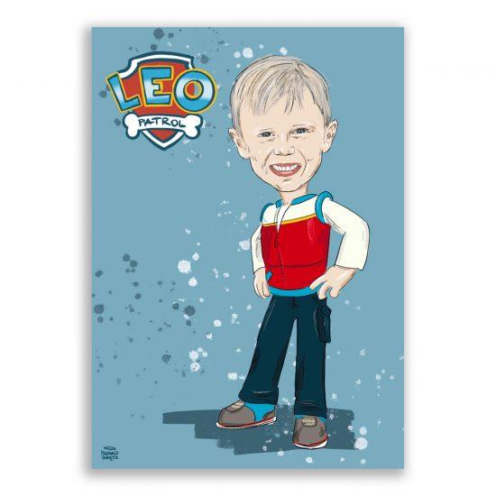Dla-dzieci-Karykatura-na-zamówinie-Maciej-Swiety-Rysuje