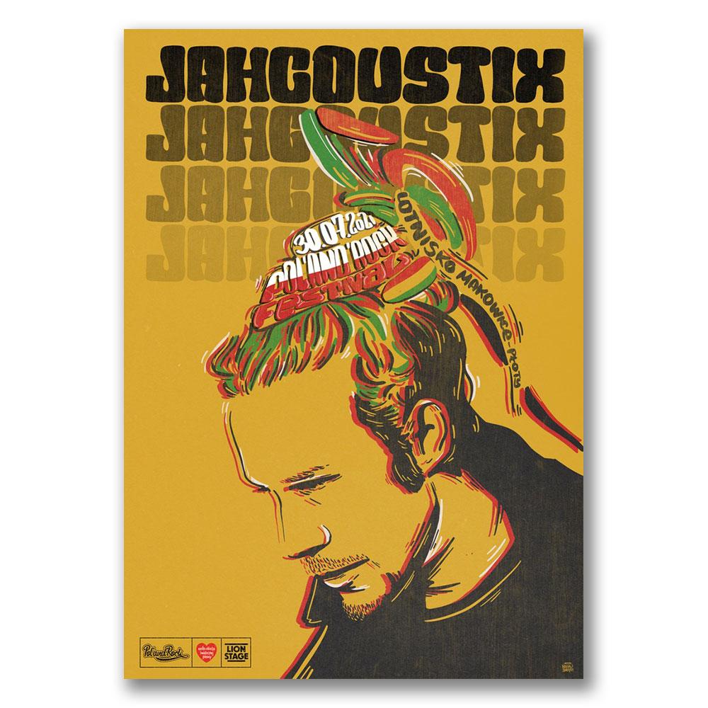 Jahcoustix